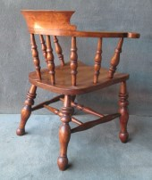 elm and beech smokers bow chairk